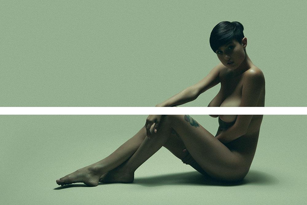 Mike tan nude photo